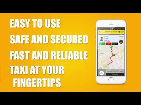 Q8TAXI : Best Taxi App in Kuwait