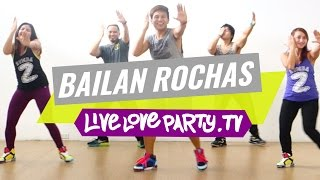 Bailan Rochas Y Chetas (Mega Mix 47) | Zumba Fitness | Live Love Party