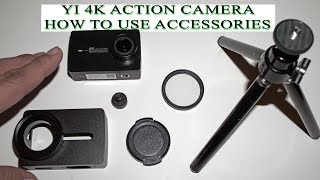 Video Xiaomi YI 4k Action Camera How to use accessories download MP3, 3GP, MP4, WEBM, AVI, FLV Juli 2018