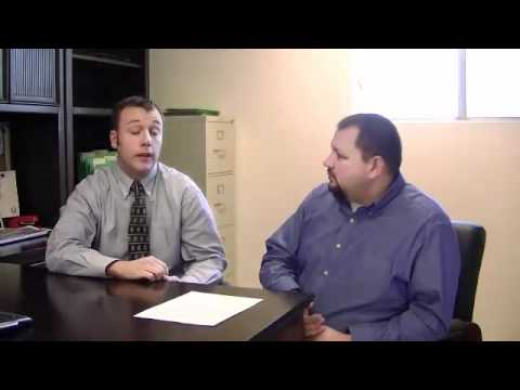 Dave Peterson Insurance Agent Interview