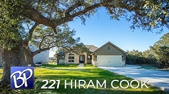 For Sale: 221 Hiram Cook, Blanco, Texas 78606 - Rockin J Ranch