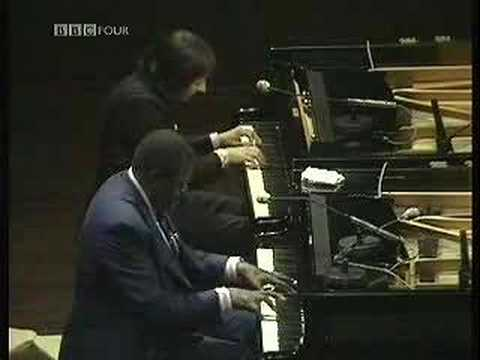 Oscar Peterson Interview with Andre Previn final part