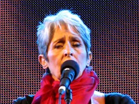 Joan Baez: Diamonds and Rust Toronto Sept 18 2009