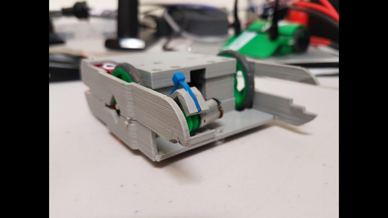 Cómo Construir Un Robot De Combate Antweight Bricogeekcom
