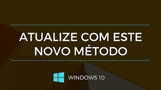 Windows 10 - Como atualizar e corrigir o erro do Windows Update