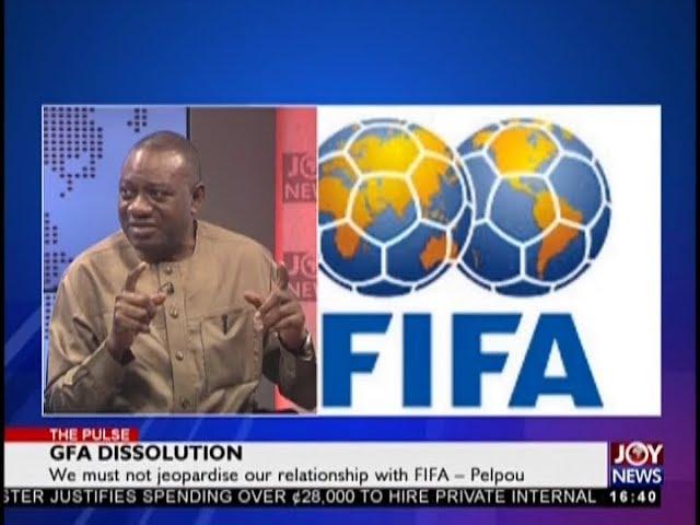 GFA Dissolution - The Pulse Sports on JoyNews (16-8-18)