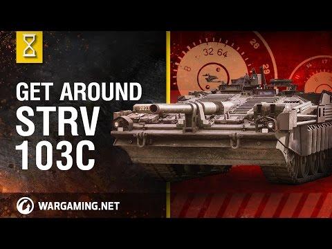 Inside the Chieftain's Hatch: Strv 103C part 1