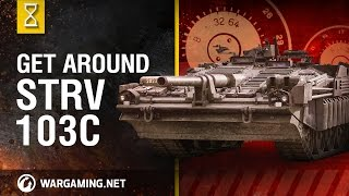 Inside the Chieftain's Hatch: Strv 103C part 1