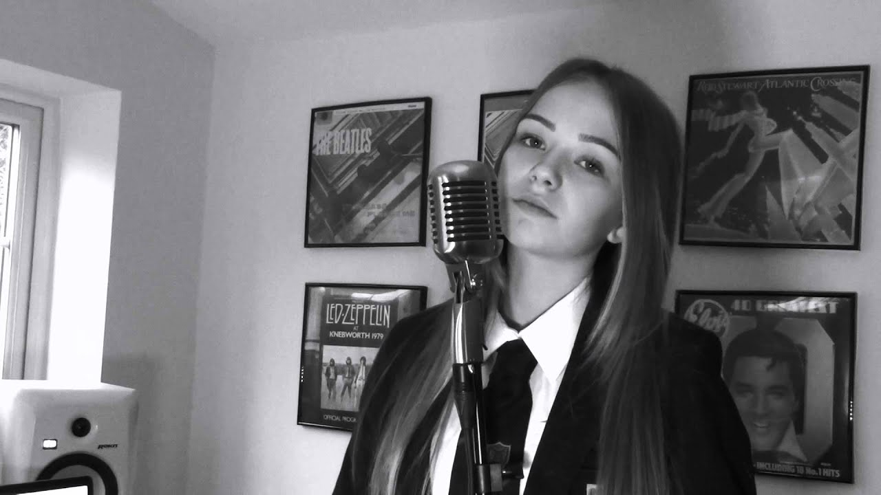 Writings on the wall - Sam Smith - Connie Talbot cover - YouTube