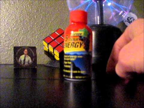 """Perfect Energy Shot"" - ""5 Hour Energy"" Review"