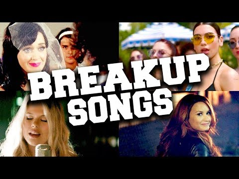 Best Breakup Songs for Girls