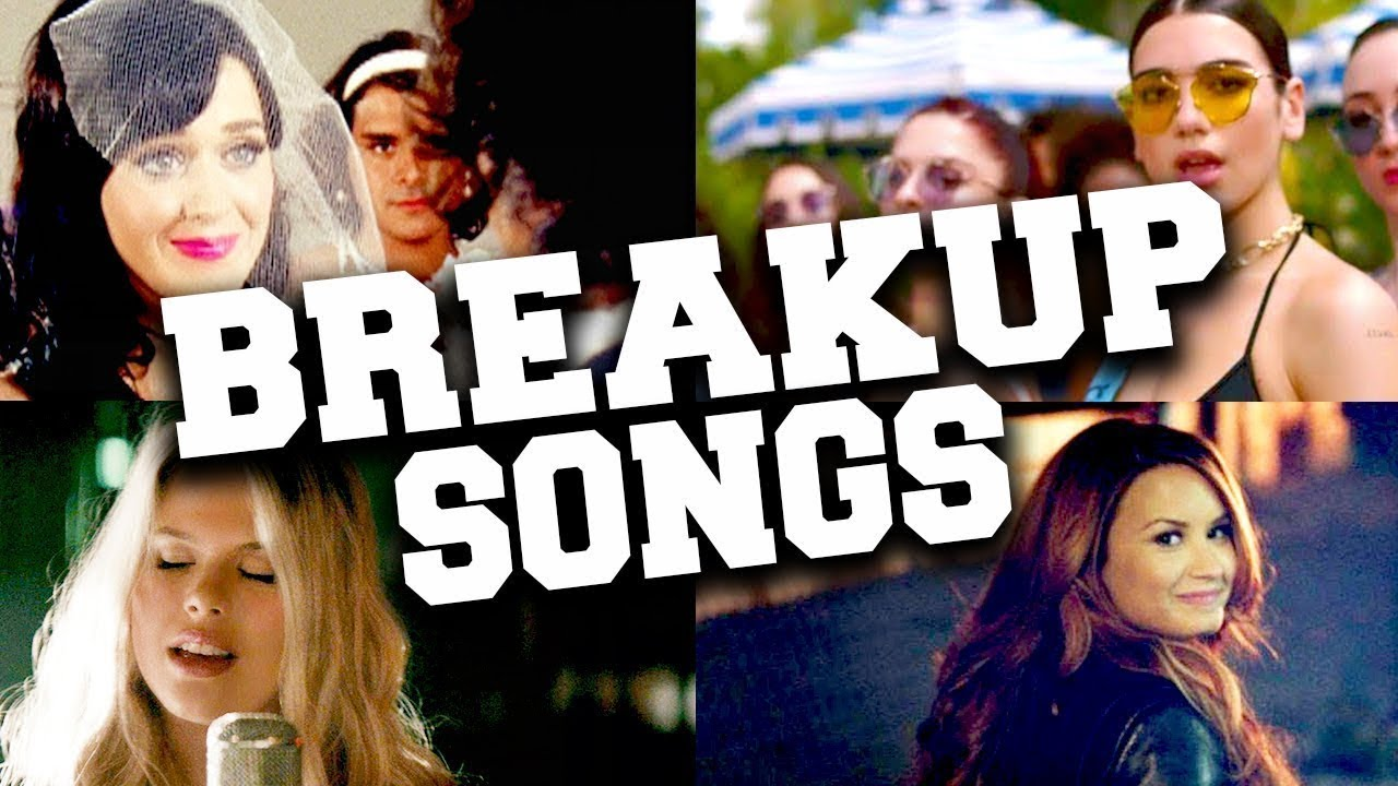 Top 10 best breakup songs