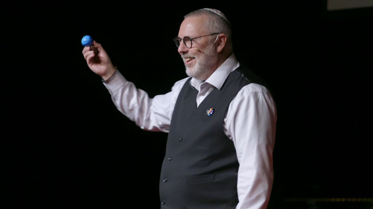 The Way of the Weeble: Cultivating Resilience in Dark Times | Rami Shapiro | TEDxTraverseCity