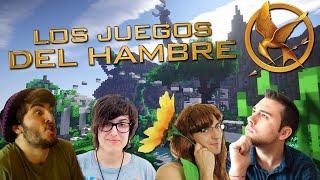LOCURA YOUTUBER EN LOS JUEGOS DEL HAMBRE | #YOUGAMES
