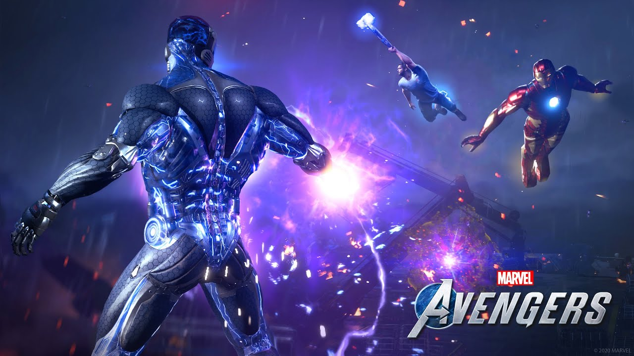 Marvel's Avengers: Once An Avenger Gameplay Video