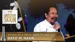Download lagu Apokalips & Tanya Sama Itu Hud Hud - Dato' M. Nasir | #ASK2018