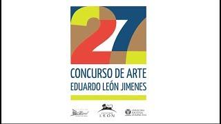 Centro León. 27 Concurso de Arte Eduardo León Jimenes
