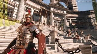 GTX 980 TI SLI | RYSE SON OF ROME | MAXIMUM SETTINGS FPS BENCHMARK | 4K UHD