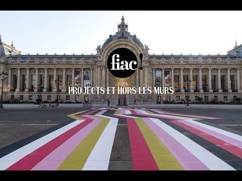 FIAC Projects et Hors les Murs 2018