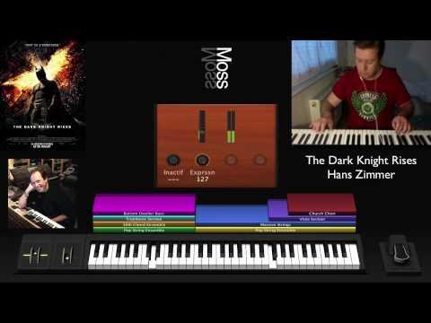 Batman The Dark Knight Rises - Hans Zimmer - Piano