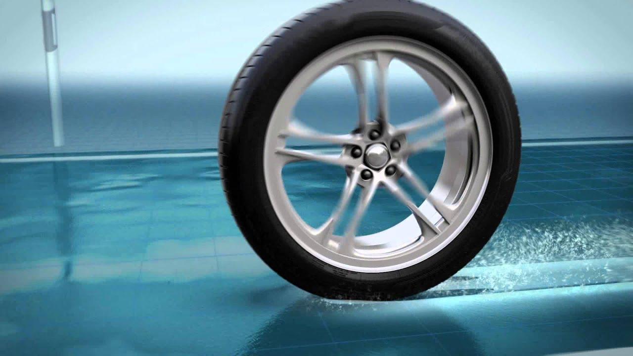 dunlop sport bluresponse tyre technology wet compound youtube. Black Bedroom Furniture Sets. Home Design Ideas