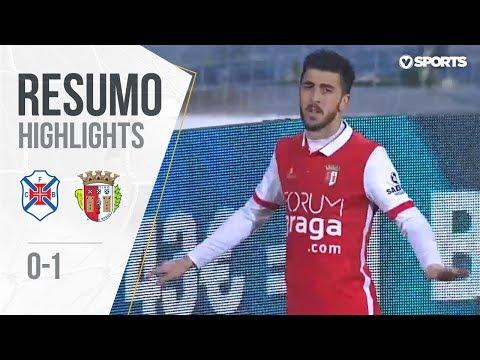 Highlights   Resumo: Belenenses 0-1 Sp. Braga (Liga #32)