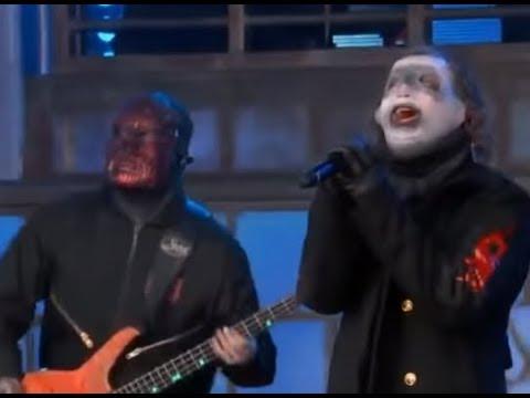 Slipknot to stream full 'Rock Am Ring' show in Nürburg, Germany ...!