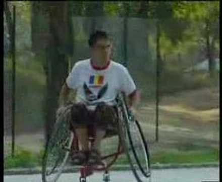 Wheelchair sports, Motivation Romania