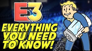 E3 2018: Everything You Need to Know... So Far!