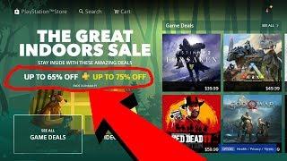 NEW LOTS OF CHEAP PS4 GAMES ON SALE GREAT INDOOR SALE reupload