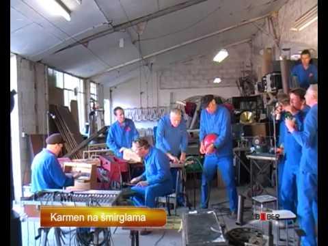 TV KANAL 9, NOVI SAD, BIBER KARMEN NA ŠMIRLGI I KILLER KARAOKE
