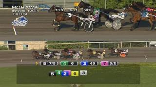 Mohawk, Sbred, Aug. 2, 2016 Race 1