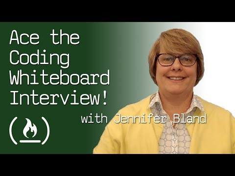 How To Ace The Whiteboard Coding Interview
