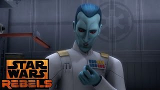 Star Wars Rebels: Grand Admiral Thrawn Is a Psychopathy Full Scene