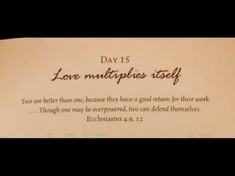 DAY 15 Love Dare