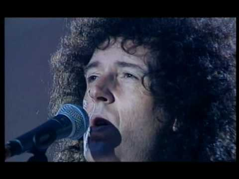Brian May - Too Much Love Will Kill You  at French Telethon 1992