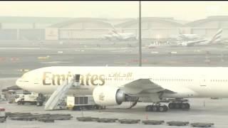 عودة حركة الطيران بمطار دبي