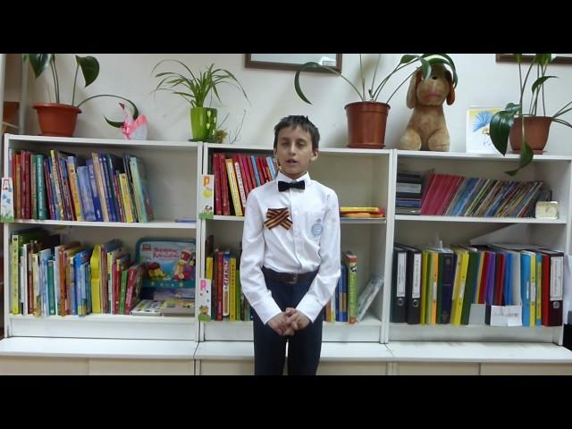 Изображение предпросмотра прочтения – ФедорМайсней читает произведение «Жди меня иявернусь…» К.М.Симонова