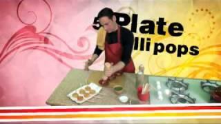 Idaho® Potato Lollipops