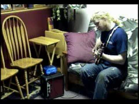 D-Lab H2o 2 Tube Guitar Practice Amp 6AQ5 Head Custom Blue