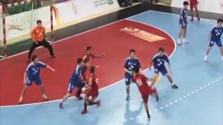 2018 handball premiere6 korea VS ukraine (WOMAN)