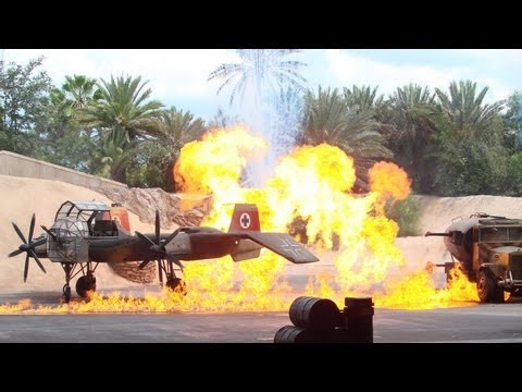 Indiana Jones Epic Stunt Spectacular at Hollywood Studios -
