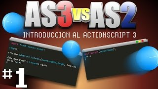 Adobe Flash aprende ActionScript 3 desde cero #1 funciones oyentes;
