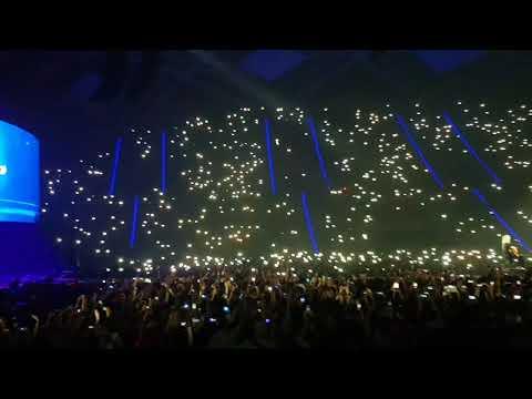 QUEEN + Adam Lambert Poland Łódź 06112017 Love of my life Brain May
