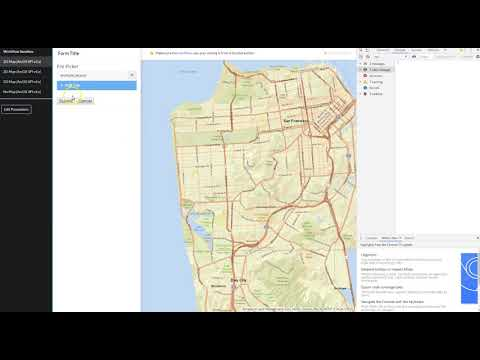 GeoJSON To Features | geoWidgets