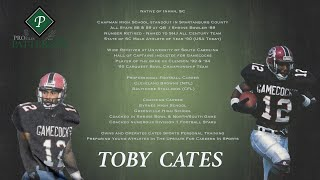 ProFiles with Jason Patterson - Toby Cates