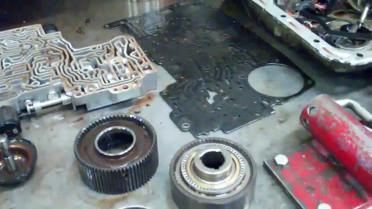ford a4ld transmission band adjustment