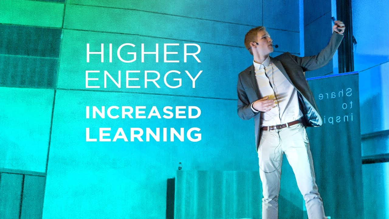 3 unorthodox techniques for higher energy levels and increased learning abilities | Niels Vium