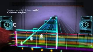 Pink Floyd - Fat Old Sun (Rocksmith 2014 Lead Guitar)