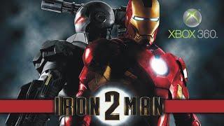 Homem de Ferro 2 - Iron Man 2 - O jogo (the game) - Xbox 360